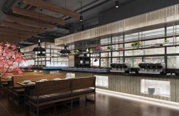 如何做好郑州自助餐厅设计?