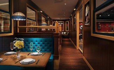 郑州餐厅装修如何设计才叫好设计?