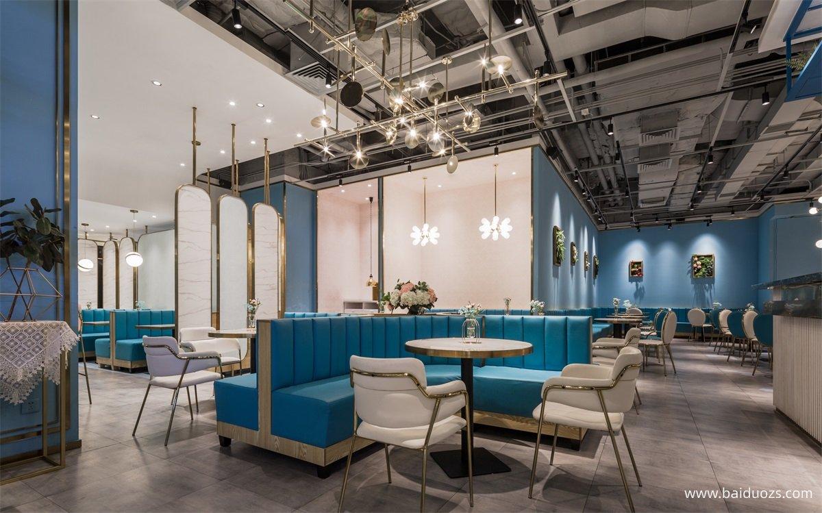 新乡餐饮设计装修公司风格效果设计要注意的问题