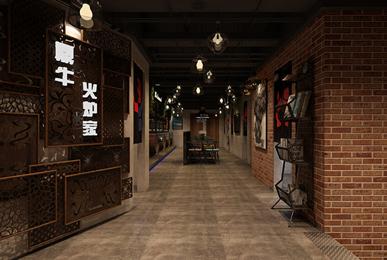 郑州餐厅装修设计收银台设计注意要点