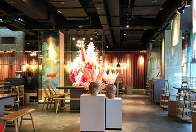 郑州餐饮空间设计中流线型设计