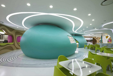 郑州餐饮空间设计对色彩要求有哪些
