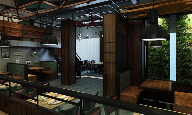 餐饮空间设计布局对客流量的影响