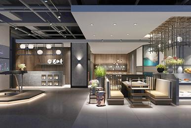 郑州快餐店设计布局原则