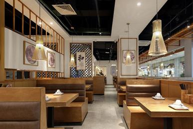 郑州餐饮设计公司:中式餐厅设计元素