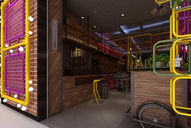 郑州餐厅设计公司:港式餐厅设计原则